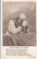 AK - Kaiser Franz Josef I. Im Gebet - 1914 - Historische Persönlichkeiten