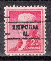 USA Precancel Vorausentwertung Preo, Locals Virginia, Emporia 741 - Vereinigte Staaten