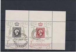 """L 150 - Luxembourg Prifix N° 488-489 En Paire - Oblitérés """"Centilux 3 Juin 1852"""" - Luxemburg"""