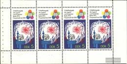 DDR  MNH 1973 World Festival - DDR