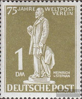 Berlin (West) 40 Tested Unmounted Mint / Never Hinged 1949 UPU - Unused Stamps