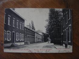 MONCEAU - SUR - SAMBRE ( Charleroi ) --- Bureau Monceau - Fontaine --- 1904 - Charleroi