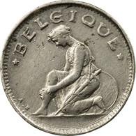Monnaie, Belgique, 50 Centimes, 1930, TTB, Nickel, KM:87 - 1909-1934: Albert I