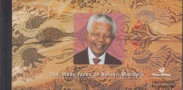 South Africa 1430-1439MH (complete Issue) Stamp Booklet Fine Used / Cancelled 2001 Nelson Mandela - South Africa (1961-...)