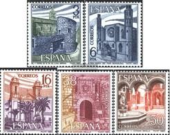 Spain 2610-2614 (complete.issue.) Unmounted Mint / Never Hinged 1983 Tourism - 1931-Aujourd'hui: II. République - ....Juan Carlos I