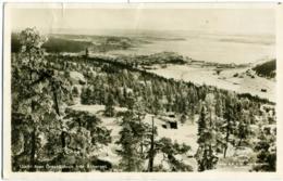 SVERIGE  SVEZIA  ÖRNSKÖLDSVIK  Utsikt över Örnsköldsvik Fran Asberget - Svezia