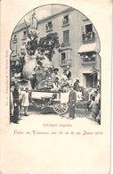 ES VALENCIA - Feria De Valencia  1902 - Animée - Belle - Carnevale