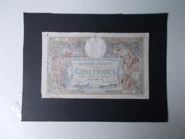 BILLET DE 100 F DE 1935 - 100 F 1908-1939 ''Luc Olivier Merson''