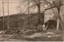 Lot 72  8 Cpa  Les Alpes Mancelles SAINT-LEONARD -des-BOIS  Dont Moulin Du Val Animée - Postcards