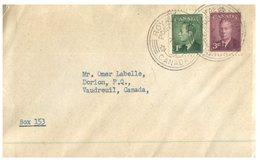 (780) Canada - Royal Visit - Special Commemorative Cover (1931 ? ) - 1911-1935 Regno Di George V