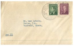 (780) Canada - Royal Visit - Special Commemorative Cover (1931 ? ) - 1911-1935 Règne De George V