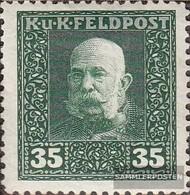 Österr.-Ungar. Feldpost 35 Usato 1915 Charles I. - 1850-1918 Imperium