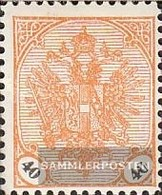 Austria.-Bosnia-herzegovina. 27 Fine Used / Cancelled 1901 Double Eagle - 1850-1918 Imperio