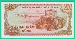 200 Dong  - Viet Nam - 1987 - WE9264861  -  Neuf - - Vietnam