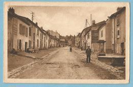A054  CPA   VANDOEUVRE-lès-NANCY  (Meurthe-et-Moselle)  RUE GAMBETTA  +++++++ - Vandoeuvre Les Nancy