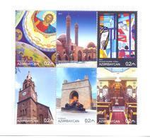 2017. Azerbaijan, The Land Of Tolerance, Sheetlet, Mint/** - Azerbaïdjan