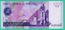 1000 Bolivares - Venezuela -  1998 - N° B62058165 -  Neuf - - Venezuela