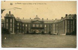 CPA - Carte Postale - Belgique - Le Roeulx - Façade Du Château De Mgr Le Prince De Croy ( SV5618) - Le Roeulx