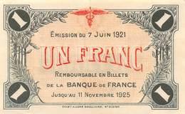 .D.18-2248 : CHAMBRE DU COMMERCE 1 FRANC. SAINT-DIZIER. HAUTE-MARNE. - Chambre De Commerce