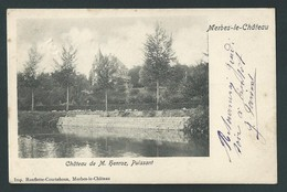 MERBES-LE- CHATEAU. - Château De M. Henroz, Puissant. 1904 - Merbes-le-Château