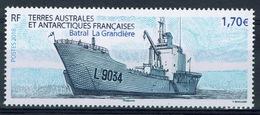 French Antarctic (FSAT), Ship, Batral La Grandière, 2018, MNH VF - Unused Stamps