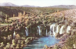 Ljubuski Kravica Waterfall - Bosnia Erzegovina