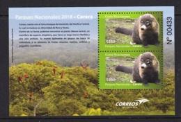 1.- COSTA RICA 2018 NATURAL PARK OF CARARA - Timbres