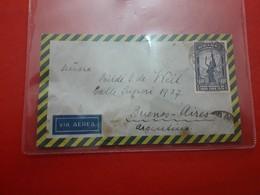 Brasil Sobre Circulado Con Sello De La Feria Mundial De 1939 - Brésil