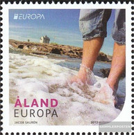 Finland - Aland 358 (complete Issue) Unmounted Mint / Never Hinged 2012 Europe: Visits - Aland