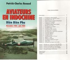 1952-54 Guerre France-Indochine. Les Aviateurs Au Combat à Diên Biên Phu (6 Scannes) - Unclassified
