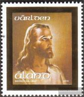 Finland - Aland 322 (complete.issue.) Unmounted Mint / Never Hinged 2010 Popular Christusbild - Aland