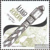 Finland - Aland 304 (complete Issue) Unmounted Mint / Never Hinged 2009 Membership To Finland - Aland