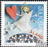 Finland - Aland 303 (complete Issue) Unmounted Mint / Never Hinged 2008 Christmas - Aland