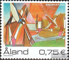 Finland - Aland 286 (complete Issue) Unmounted Mint / Never Hinged 2007 Doors Bengtz - Aland