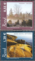 Finland - Aland 267-268 (complete.issue.) Unmounted Mint / Never Hinged 2006 åland Landscapes - Aland