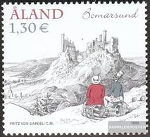 Finland - Aland 254 (complete.issue.) Unmounted Mint / Never Hinged 2005 Vergnügungsreisen - Aland