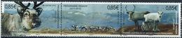 French Antarctic (FSAT), RENKER Program, Reindeer In Kerguelen, 2018, MNH VF - Unused Stamps