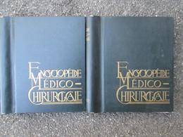 ENCYCLOPEDIE MEDICO-CHIRURGICALE PEDIATRIE 2 VOLUMES - Encyclopédies