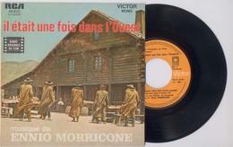 SP 45tours : BOF De Il était Une Fois Dans L Ouest (1969) Musique De Ennio Morricone - Musique De Films