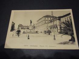 Cartolina Giulianova Piazza Vitt. Emanuele - Italia