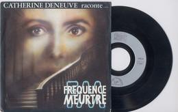 SP 45tours : BOF De Fréquence Meurtre (1988) TRES RARE DISQUE PROMO - Musique De Films