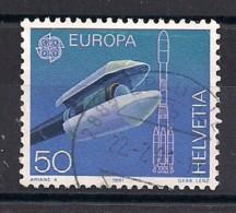 YT N° 1372 - Oblitéré - EUROPA - Suiza