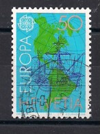 YT N° 1393 - Oblitéré - EUROPA - Suiza