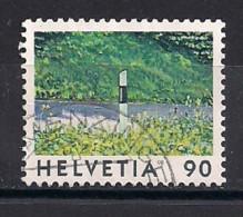 YT N° 1572 - Oblitéré - Images De La Suisse - Suiza