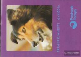 Denmark - Faroe Islands MH7 (complete.issue.) Unmounted Mint / Never Hinged 1994 Sheepdogs - Faroe Islands
