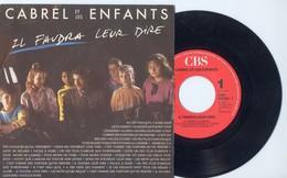 SP 45tours : FRANCIS CABREL : Il Faudra Leur Dire (1986) - Vinyl Records