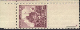 Bohemia And Moravia 29LS With Blank Unmounted Mint / Never Hinged 1939 Clear Brands - Bohemia & Moravia