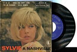 EP 45tours : FRANCE GALL  : Sacré Charlemagne - Nounours (1964) - Vinyl Records