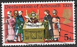 1970 Arbroath, 5p, Used - Used Stamps