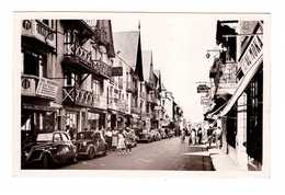 62 Le Touquet Paris Plage Rue De Paris Vieille Voiture Auto Automobile - Le Touquet